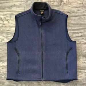 Vintage Woolrich Men's Vest Jacket Technowool XL